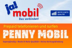 Ja! Mobil und Penny Mobil verschenken ein viertel Jahr Musikstreaming in Testsieger Qualität an neue Kunden
