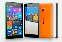 Microsoft Lumia Smartphone