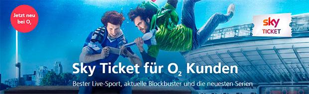 o2 Sky Ticket
