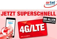 Ortel 4G Nnetwork
