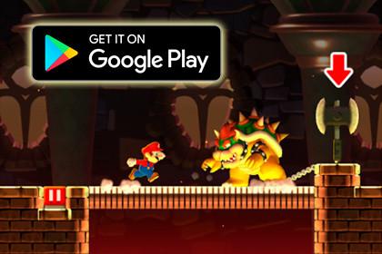 Super Mario - Android