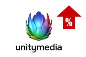 Unitymedia erhöht Prise