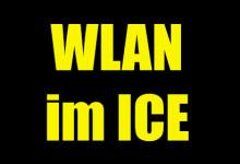 WLAN im ICE