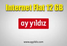 ay yildiz 12 GB Internet-Flat