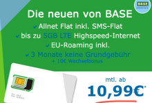 BASE Allnet-Flat Aktion