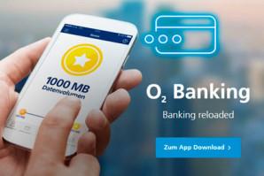o2 Banking erlaubt gesammeltes Datenvolumen an dritte weiter zu schenken
