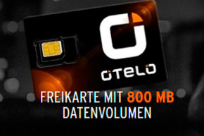 Otelo Prepaid Bestandkunden Aktion verdoppelt Datenvolumen
