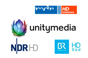 Unitymedia speist 5 neue HD Sender ein