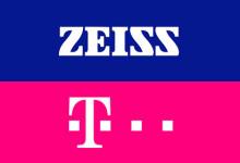 Zeiss und Telekom
