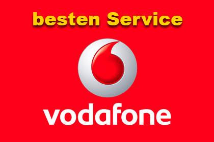 besten Service - Vodafone