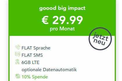 Goood - Big Impact