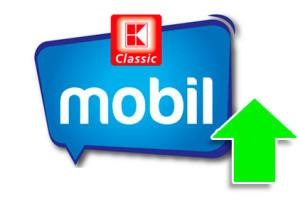 K-Classic Mobil mit höherem Datenvolumen