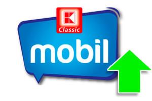 K-Classic Mobil - mehr Datenvolumen