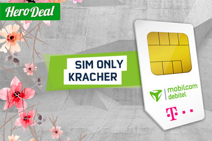 modeo - Telekom SIM ONLY Deal