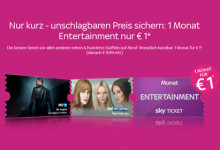 SKY Ticket Angebot