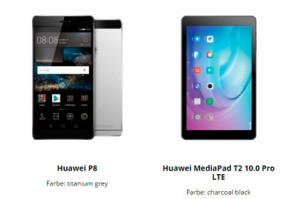 Im smartphonebundle.de Online Shop: Attraktives Bundle aus Tarif, Gerät und Gratis Fernseher