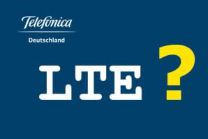 Telefónica – Flächendeckendes LTE bis Ende 2019