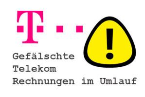 Achtung: Gefälschte Telekom Rechnungen im Umlauf