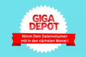 Vodafone GIGA Depot