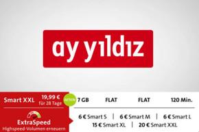 AY YILDIZ mit neuer und verbesserten Optionen