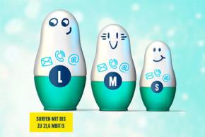 EDEKA Mobil – Ab dem 2. Mai fürs gleiche Geld schneller und mehr im INternet surfen