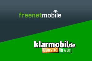 Deal: freenetMobile und klarmobil mit doppeltem Wechsel- Bonus