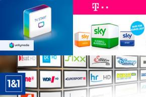 Internet, Fernsehen und Mobilfunk – Alles aus einer Hand. Ist das zu empfehlen?
