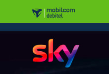 mobilcom-debitel und SKY
