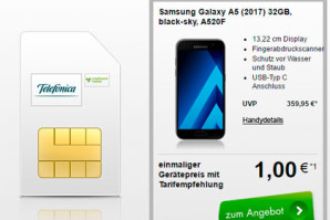 Modeo Deal – 2GB LTE Allnet Flat im Smartphone Bundle für 24,99 Euro