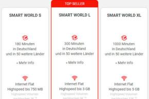 Ortel Mobile Smart World – Neue Optionen für weltweite Telefonate