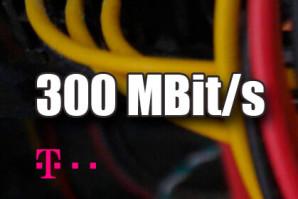 DSL: Telekom will ab 2019 bis zu 300 Mbit/s im Downstream bieten