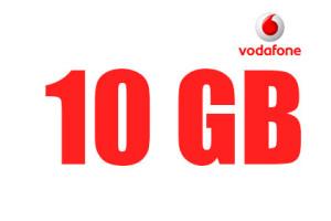 Vodafone - 10 Gb
