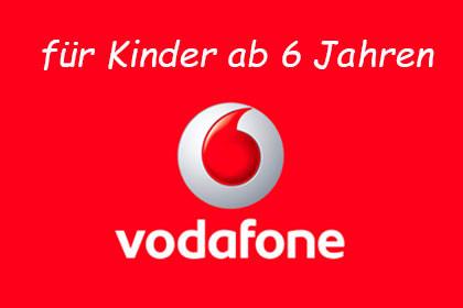 Vodafone - für Kinder ab 6 Jahren