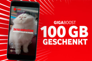 Vodafone - GigaBoost