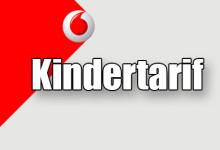Vodafone - Kindertarif
