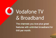 Vodafone - TV & Broadband