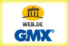 web.de und GMX