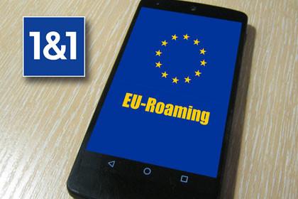 1&1 EU-Roaming