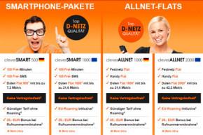 callmobile – Neues Tarifpotfolio ab 1. Juni