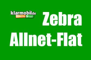 klarmobil - Zebra Allnet-Flat
