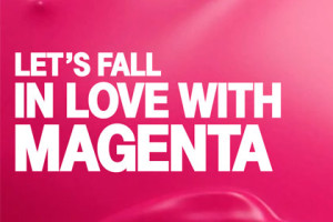 Fall in Love with Magenta