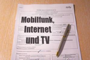 Neue Verordnung für Transparenz bei Mobilfunk, Internet und TV Verträgen