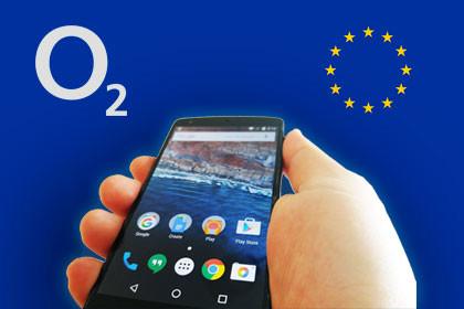 o2 - EU Roaming