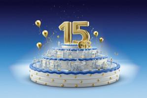 o2 Jubiläums Deal zum 15. Geburtstag – Aktionstarif o2 Free 15 wird der beste Tarif am Markt