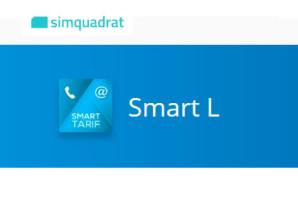 simquadrat bessert nach – Inklusivleistungen im Smart L Tarif deutlich verbessert