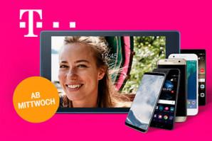 Deal – Telekom Magenta Mobil Tarife mit Gratis Tablet