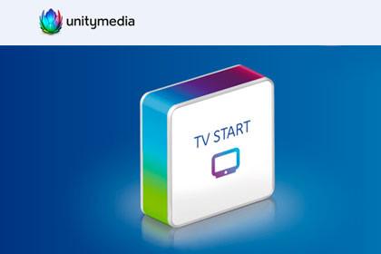 Unitymedia - TV Start