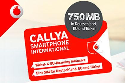 Vodafone - CallYa Roaming