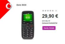 Vodafone - Doro 5030 Angebot