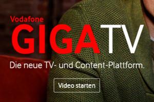 Vodafone - Giga TV
